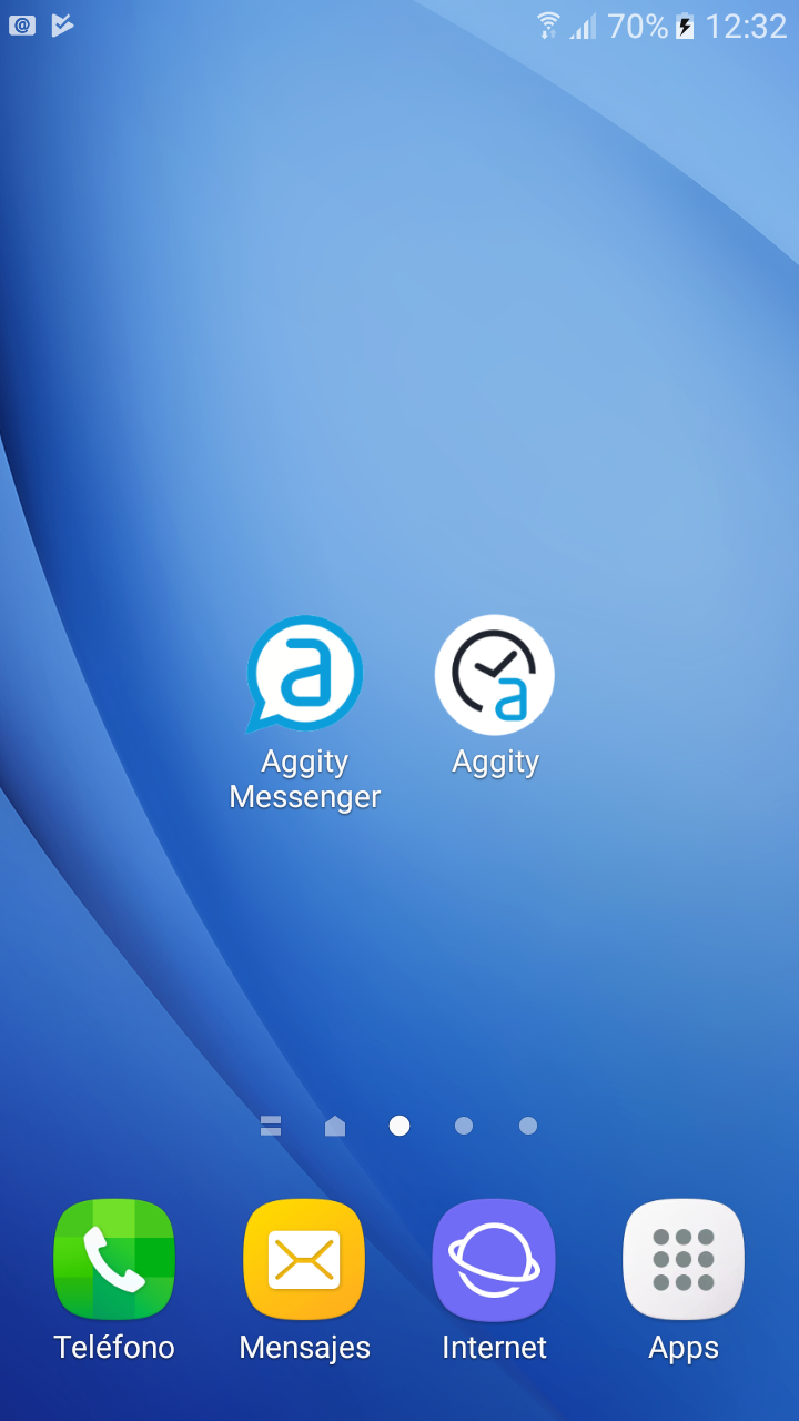 Corporate Messenger by aggity